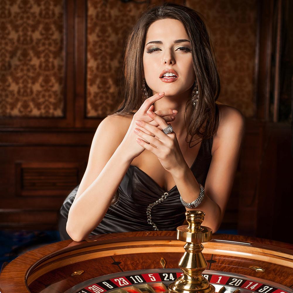 カジノ女王のルーレット