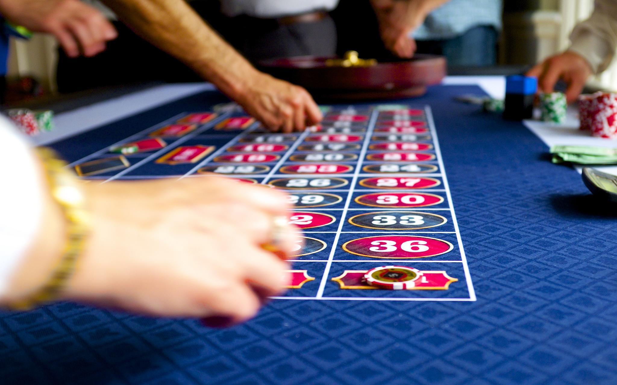 ココモ法のプレイヤーによる賭け事