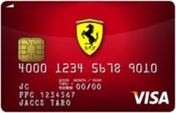 クレジットカード入金手段の選択